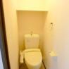 在八王子市内租赁1K 公寓 的 厕所