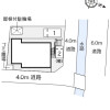 1K Apartment to Rent in Hino-shi Layout Drawing