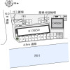 1K Apartment to Rent in Habikino-shi Layout Drawing