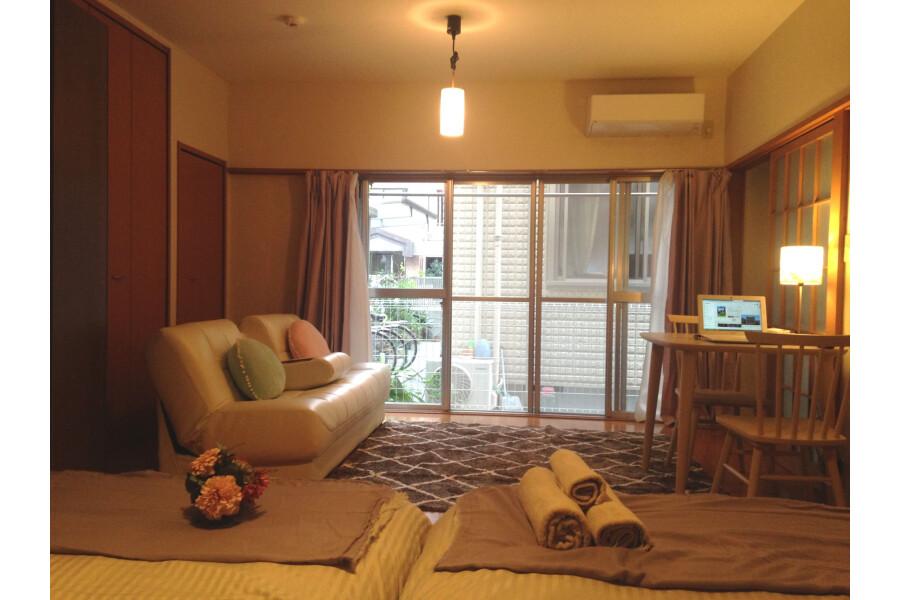 2DK House to Rent in Ota-ku Living Room