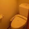 1K Apartment to Rent in Tsu-shi Toilet