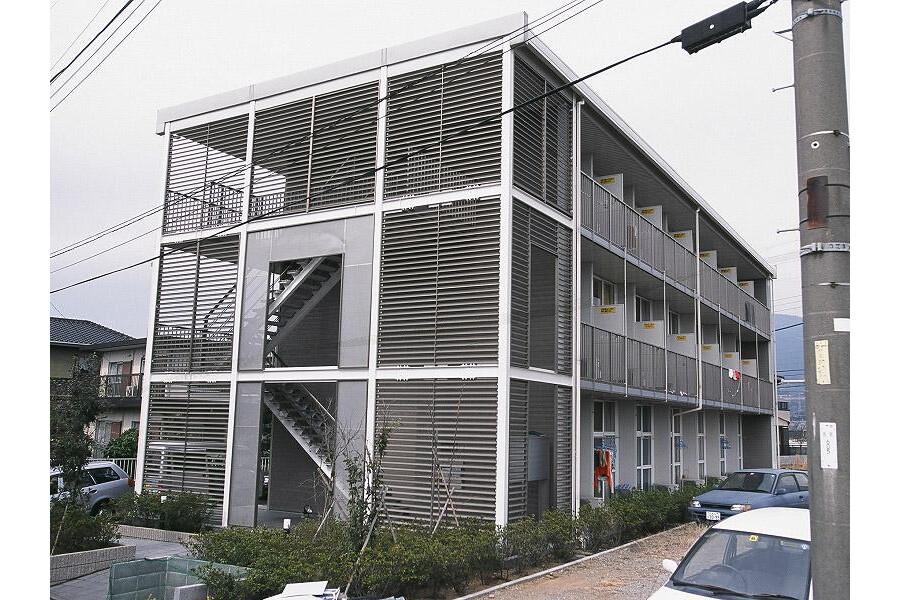 1K Apartment to Rent in Numazu-shi Exterior