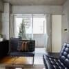 在豐島區內租賃1K 公寓大廈 的房產 起居室