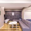 在大阪市淀川区内租赁1R 服务式公寓 的 卧室