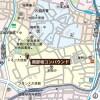 3SLDK マンション 港区 地図