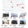 1K Apartment to Rent in Kyoto-shi Kamigyo-ku Section Map
