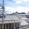 1R Apartment to Rent in Kyoto-shi Nakagyo-ku Balcony / Veranda