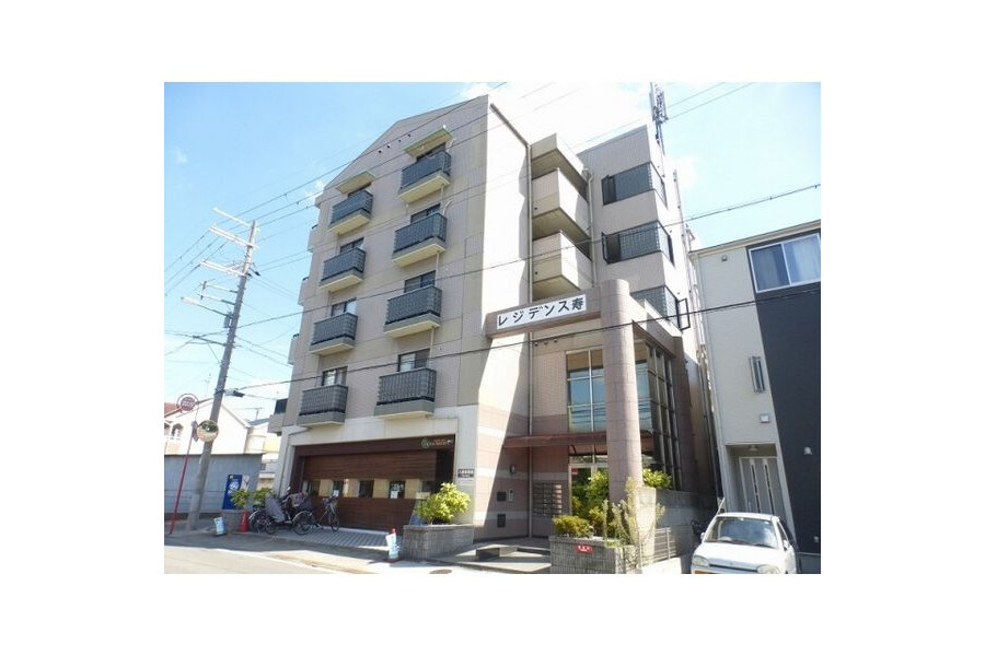 2LDK Apartment to Rent in Yao-shi Exterior