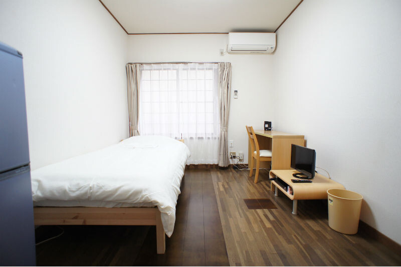 1K Apartment to Rent in Musashino-shi Bedroom