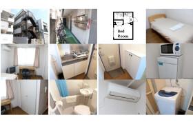 新宿區上落合-1K公寓