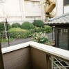 1K Apartment to Rent in Narashino-shi Balcony / Veranda