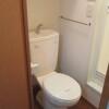 在川越市内租赁1K 公寓 的 厕所