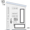 1K Apartment to Rent in Ina-shi Layout Drawing