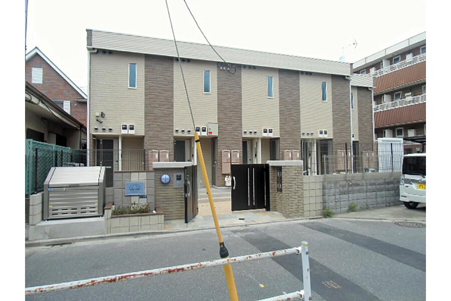 1K 아파트 to Rent in Katsushika-ku Exterior