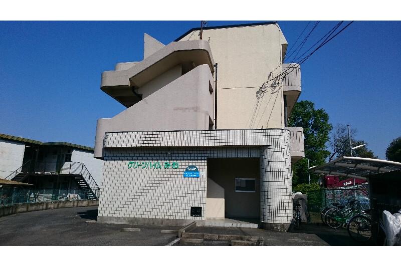 在町田市内租赁1K 公寓大厦 的 户外