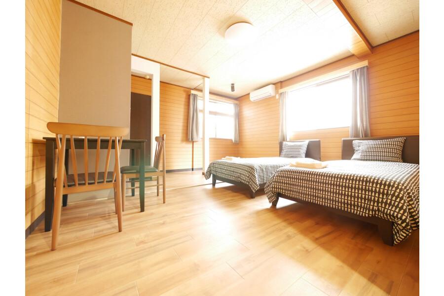 在港区内租赁私有 合租公寓 的 卧室
