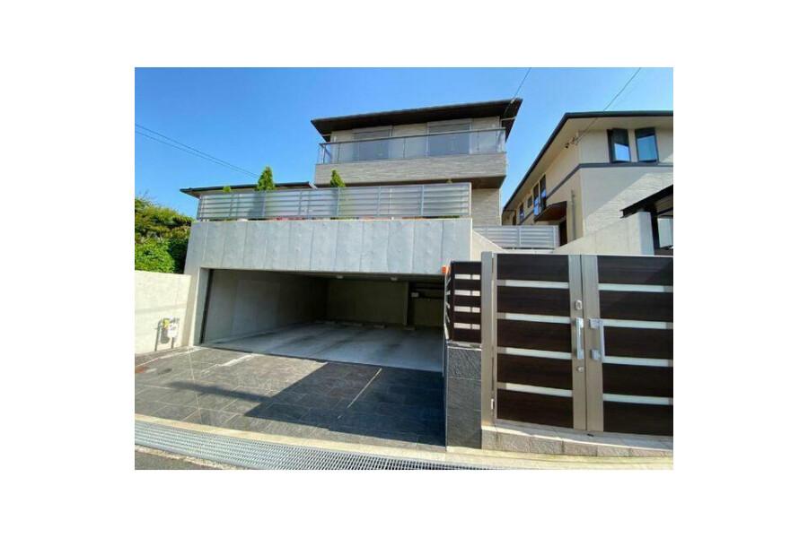 在吹田市購買3LDK 獨棟住宅的房產 戶外