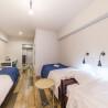 1R Serviced Apartment to Rent in Osaka-shi Yodogawa-ku Bedroom