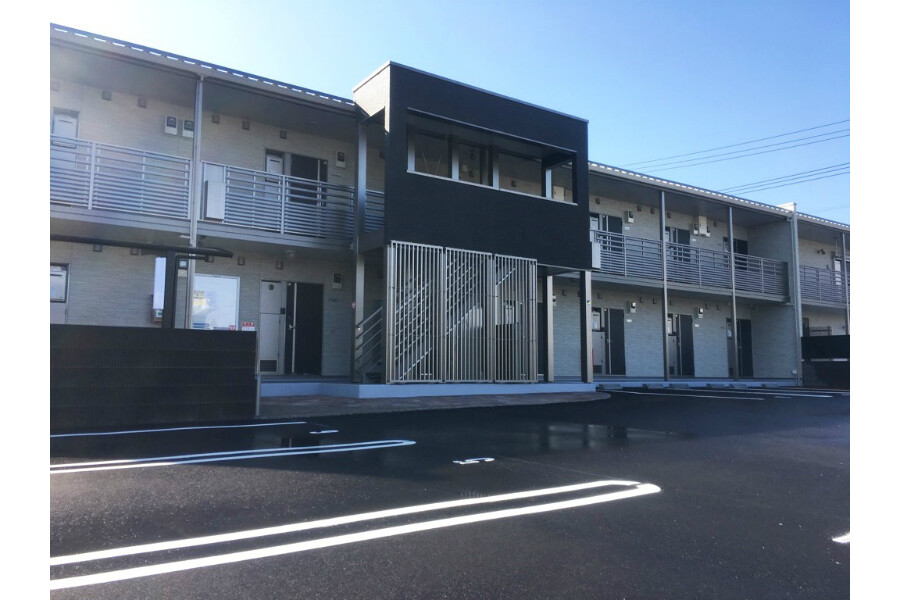 1K Apartment to Rent in Tosu-shi Exterior