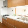 在尼崎市購買4SLDK 公寓大廈的房產 廚房