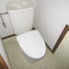 3K House to Rent in Matsubara-shi Toilet