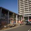 1K Apartment to Rent in Chofu-shi Supermarket