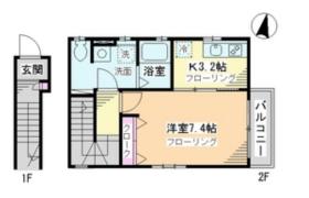 1K Apartment in Shimmachi - Setagaya-ku
