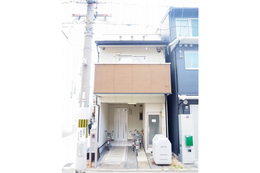 在京都市東山区购买4LDK 独栋住宅的 户外