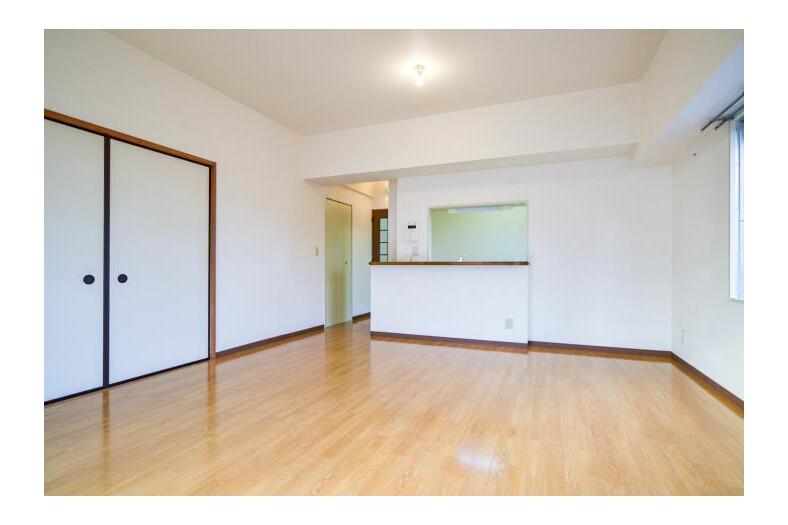 3LDK Apartment to Rent in Kawagoe-shi Interior