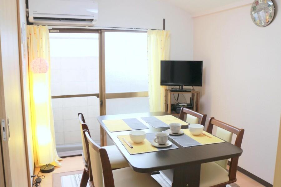 在品川區內租賃2LDK 獨棟住宅 的房產 起居室