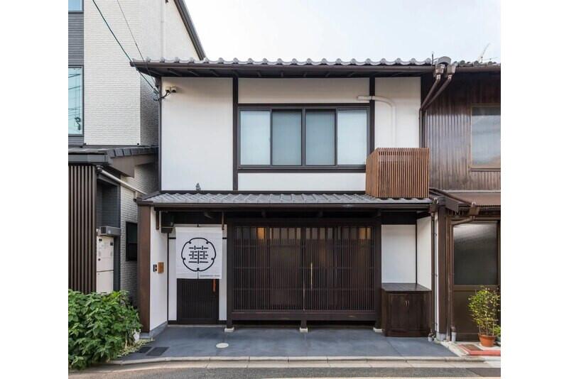 3LDK 戸建て 京都市中京区 外観