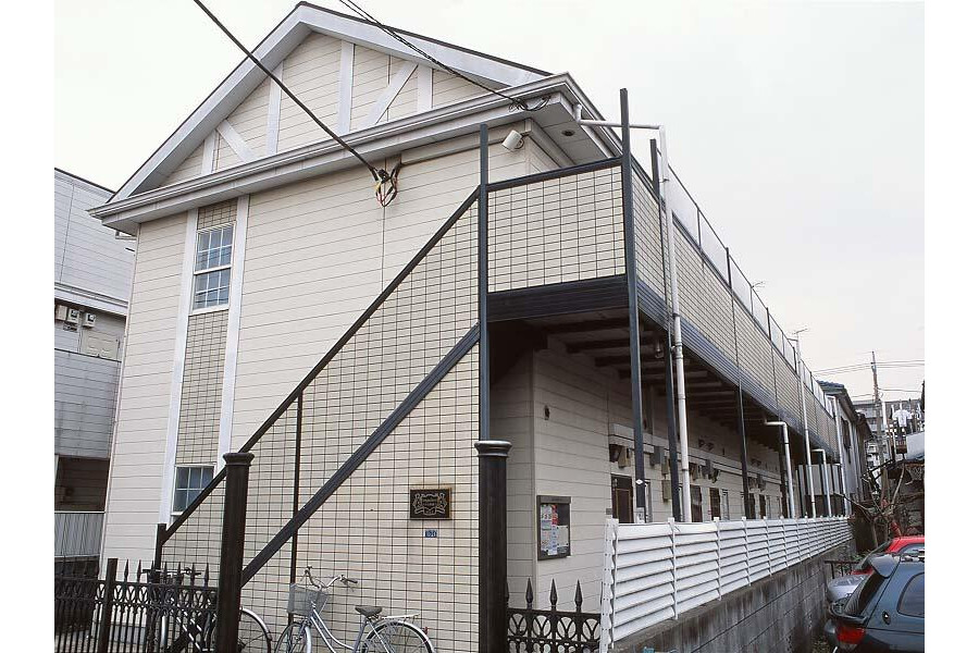 1DK Apartment to Rent in Ebina-shi Exterior