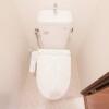 3LDK Apartment to Buy in Osaka-shi Higashisumiyoshi-ku Toilet