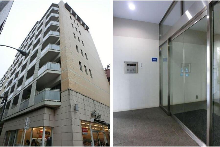 1R 맨션 to Rent in Minato-ku Exterior