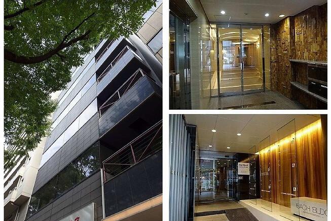 一棟 オフィス 大阪市天王寺区 内装