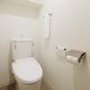 2SLDK Serviced Apartment to Rent in Shibuya-ku Toilet