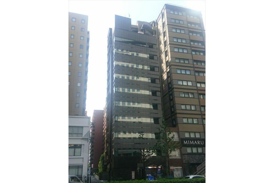 在新宿区内租赁办公室 办公室 的 户外