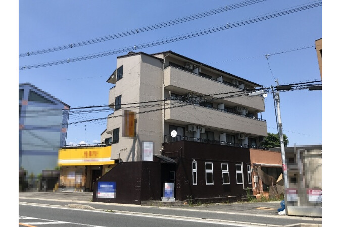 Whole Building Apartment to Buy in Kyotanabe-shi Exterior