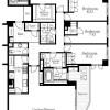 4LDK Apartment to Buy in Minato-ku Floorplan