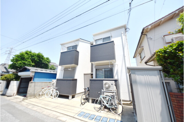 1K Apartment to Rent in Ageo-shi Exterior