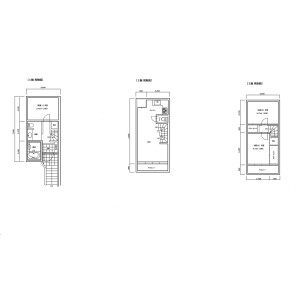 豊島區 - 合租公寓 房間格局