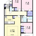 3SLDK Apartment