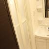 1K Apartment to Rent in Misato-shi Washroom