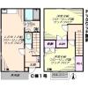 2LDK House to Rent in Kawasaki-shi Miyamae-ku Floorplan