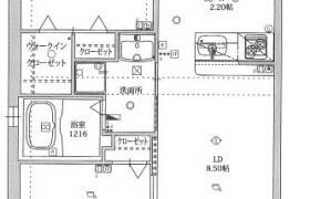 福岡市博多区 上呉服町 2LDK {building type}