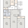 3LDK Apartment to Buy in Yokohama-shi Kanagawa-ku Floorplan