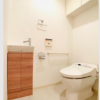 1LDK Apartment to Rent in Setagaya-ku Toilet