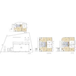Whole Building {building type} in Katagihara bonyama - Kyoto-shi Nishikyo-ku Floorplan