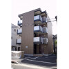 1K Apartment to Rent in Takatsuki-shi Exterior