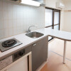1R Apartment to Buy in Osaka-shi Tennoji-ku Interior